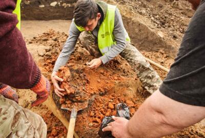 Сім поселень та тисячолітнє горно, - що дослідили археологи під час реконструкції автодороги Жовква – Камянка-Бузька