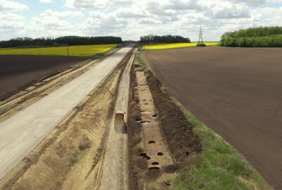 Підсумки рятівних археологічних розкопок поблизу міста Дунаївці на Хмельниччині